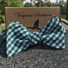 The Ranger Bow Tie & Pocket Square Combo