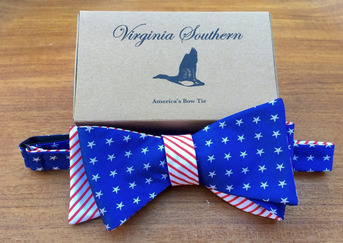 The Patriot Bow Tie - Virginia Southern  - 1