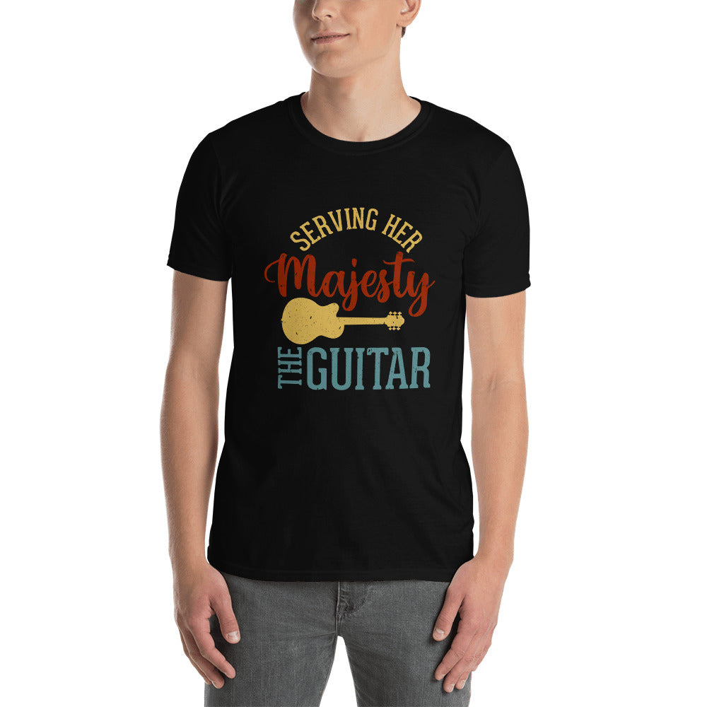 Hey Majesty the Guitar T-Shirt