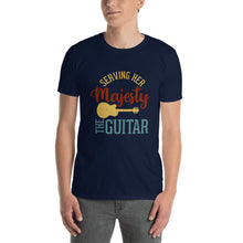 Load image into Gallery viewer, Hey Majesty the Guitar T-Shirt