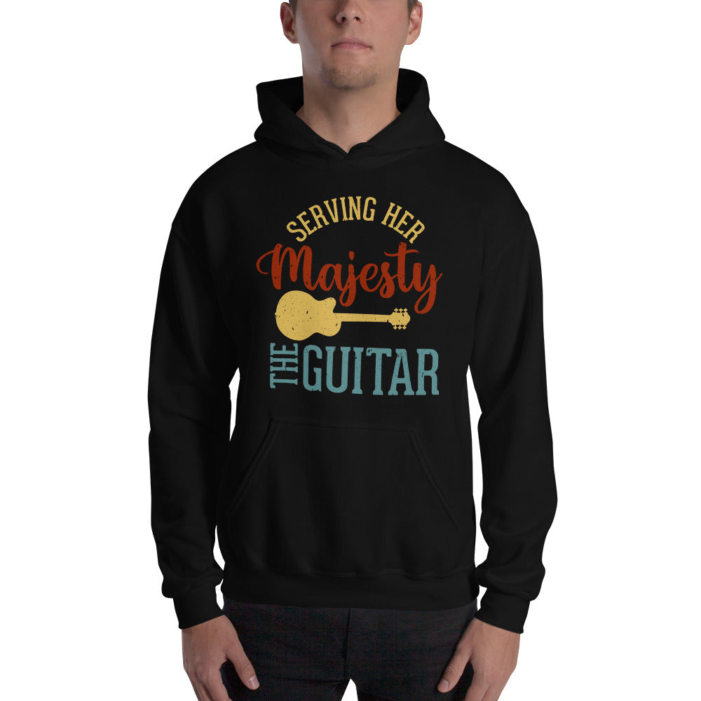 Her Majesty the Guitar Hoodie