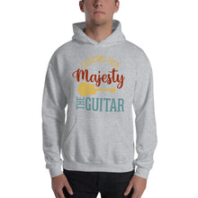 Load image into Gallery viewer, Her Majesty the Guitar Hoodie