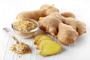 The wonders of ginger root