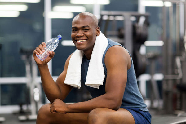 Human - Here's why you should be drinking more water
