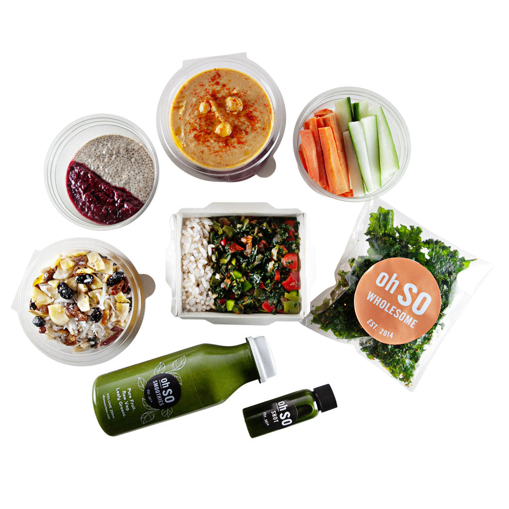 5 A Day Energy Box