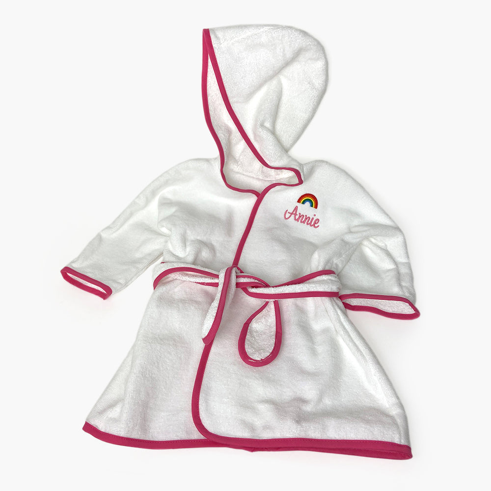 Kids Personalized Robe