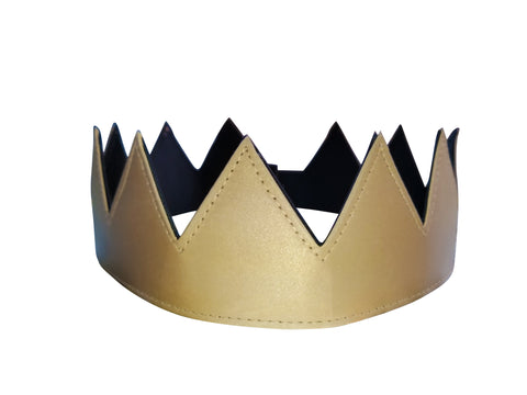 Reflective 3M Gold Crown