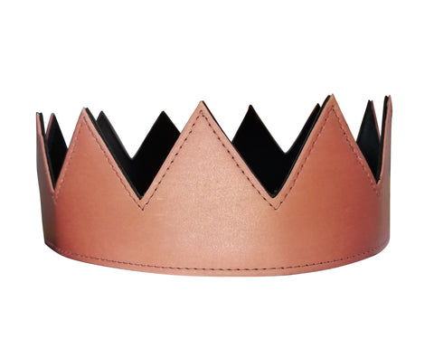 Pink 3m reflective crown