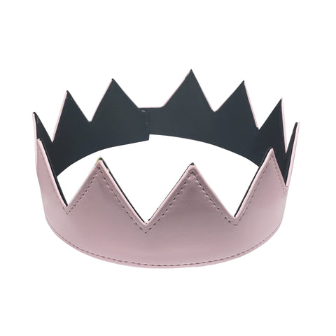 Pink Patent Leather Crown