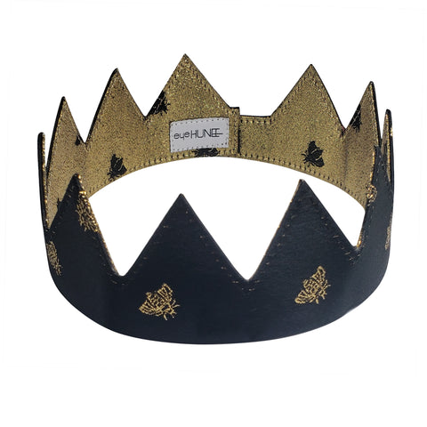 Queen Bee Reversible Crown
