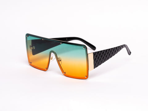 Chill Brooklyn Vibes Sunglasses ( Various Colors )