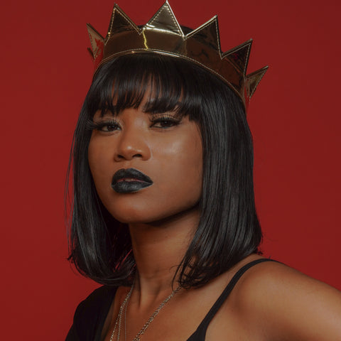 Ou KVNG Crown ( AKA the Bad Girl Anti Crown )