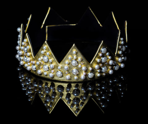 Royal Pearl Crown
