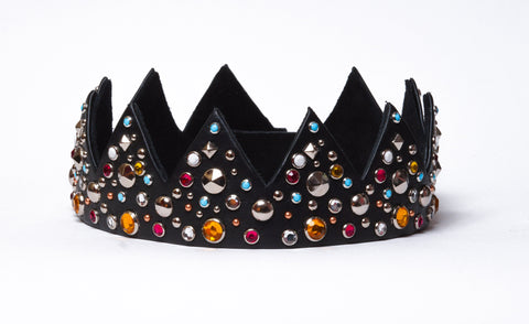 Gemstone Paradise Crown