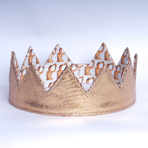 Queen B. Met Gala Crown