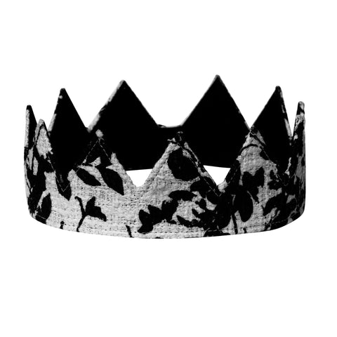 Black Orchid Crown