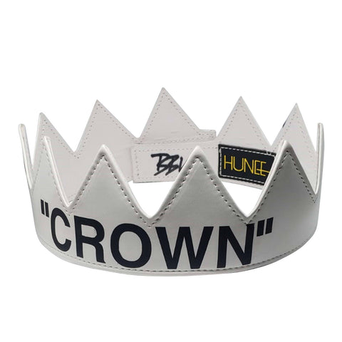 Something's Off White Crown