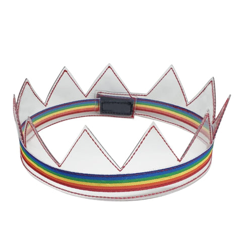 Clear Pride Crown