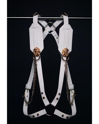 White Pyramid Harness