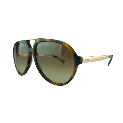 Soft Tortoise and Rose Gold Unisex Aviators
