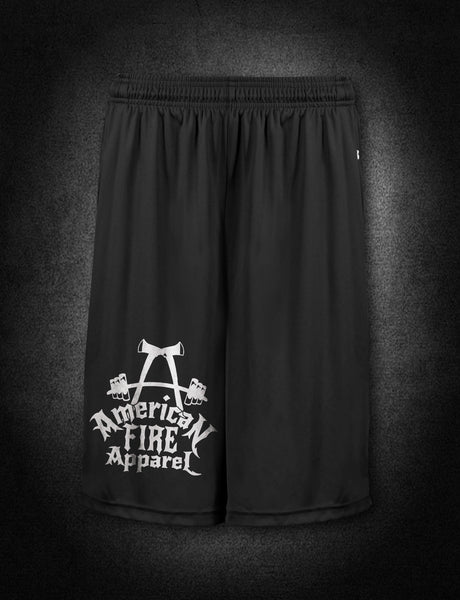 AFA Pride Athletic Shorts - AmericanFireApparel