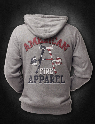 AFA Patriot Sweatshirt - AmericanFireApparel  - 1