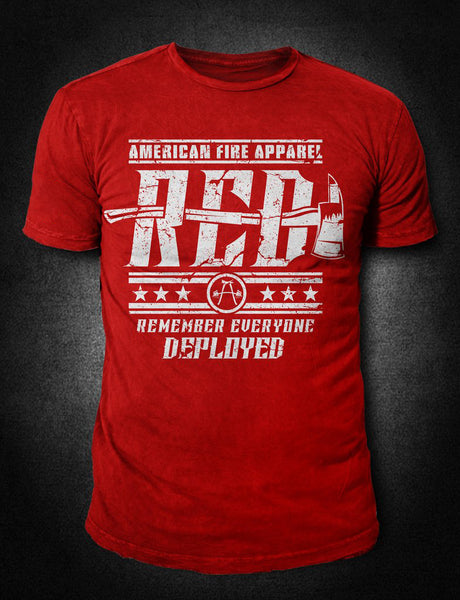 R.E.D. - American Fire Apparel
