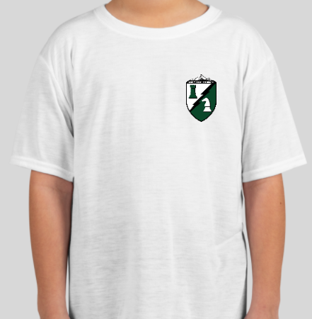 Youth Larimer Knights Rugby Logo