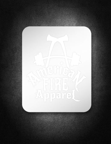 AFA Pride Decal - AmericanFireApparel  - 4