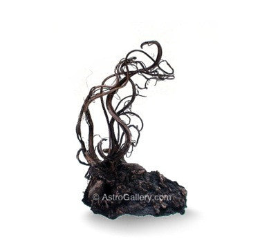 Native Silver Wire Cluster - Astro Gallery