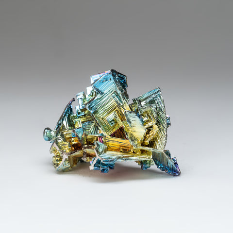 Genuine Bismuth Crystal (177.4 grams)