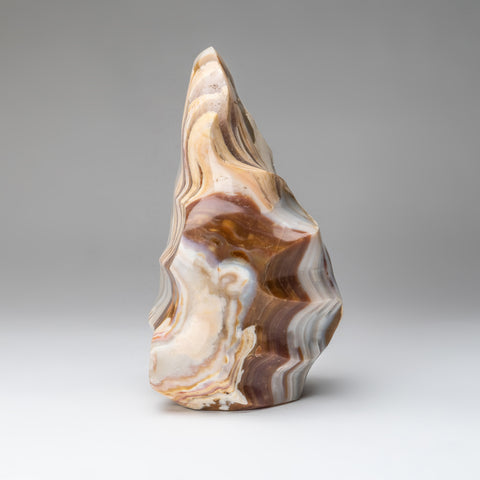 Fancy Agate Flame Freeform (6 lbs)