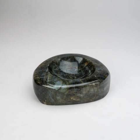 Polished Labradorite Small Bowl (3 lbs)