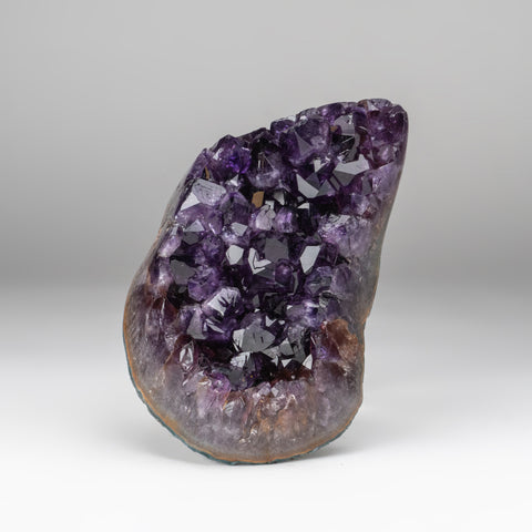 Amethyst Crystal Cluster from Brazil (2.4 lbs)