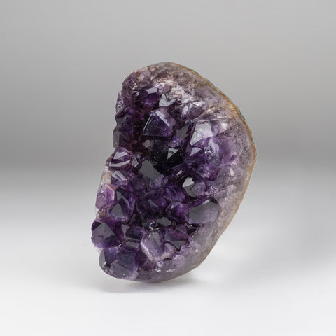 Amethyst Crystal Cluster from Brazil (1.4 lbs)