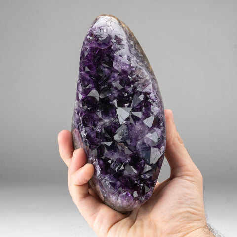 Amethyst Crystal Cluster from Brazil (2.8 lbs)