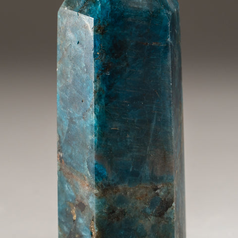 Polished Blue Apatite Freeform Madagascar (147.4 grams)