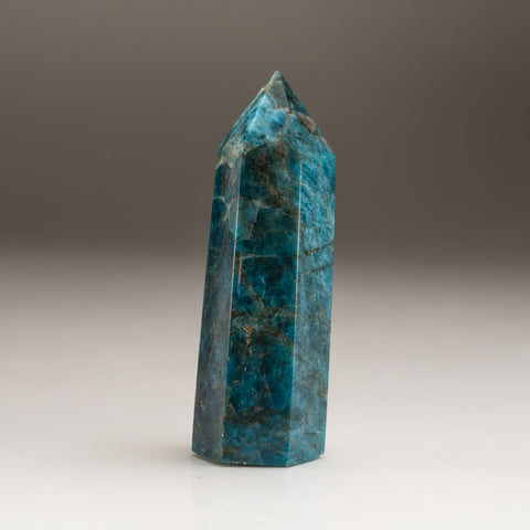 Polished Blue Apatite Freeform Madagascar (116.3 grams)