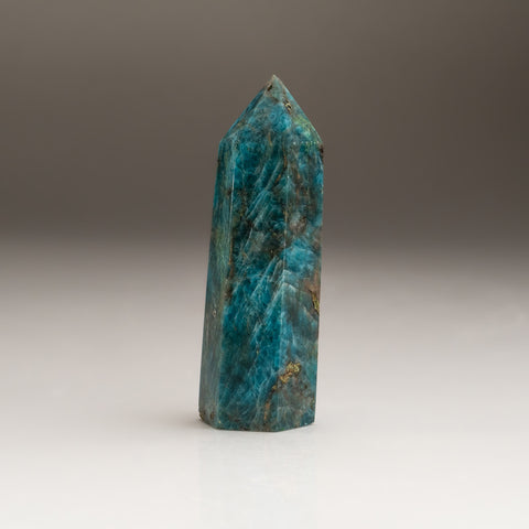 Polished Blue Apatite Freeform Madagascar (135.3 grams)
