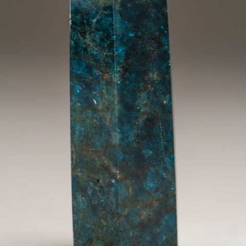 Polished Blue Apatite Freeform Madagascar (109.1 grams)