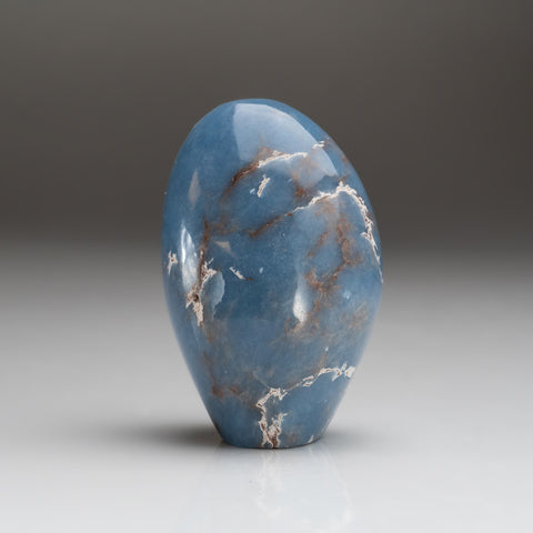 Polished Angelite Freeform from Madagascar (.6 lbs)