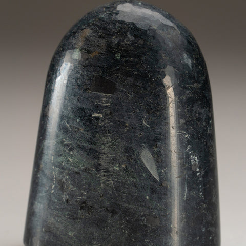 Polished Black Kyanite Freeform (133 grams)