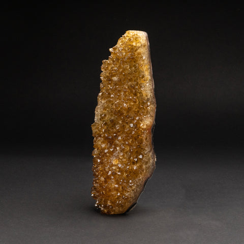 Citrine Quartz Crystal Cluster From Brazil (2.2 lbs)