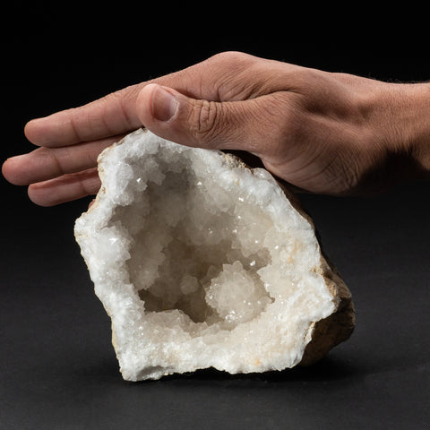 Genuine Calcite Geode From Morocco (2 lbs)