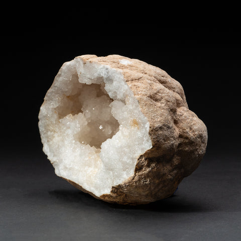 Genuine Calcite Geode From Morocco (3.8 lbs)