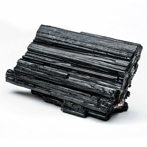 BLACK TOURMALINE CRYSTAL FROM BRAZIL (160.3 grams)