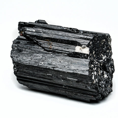BLACK TOURMALINE CRYSTAL FROM BRAZIL (387.7 grams)