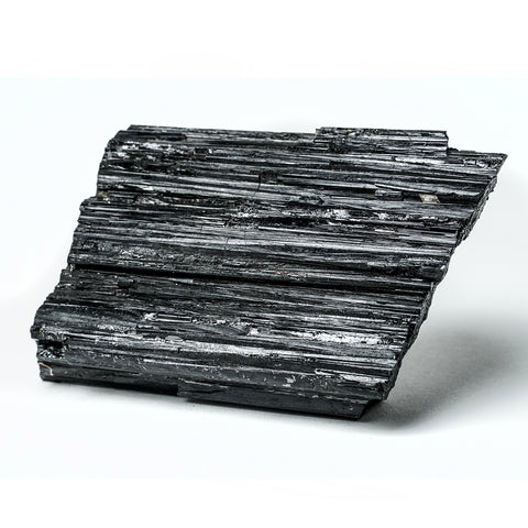 BLACK TOURMALINE CRYSTAL FROM BRAZIL (1.6 lbs)