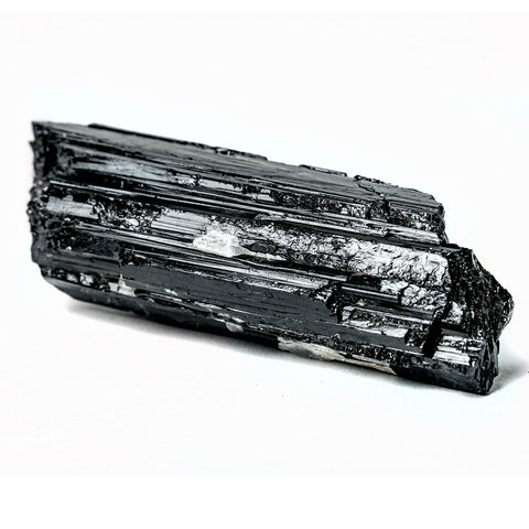 BLACK TOURMALINE CRYSTAL FROM BRAZIL (114.3 grams)