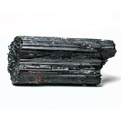 BLACK TOURMALINE CRYSTAL FROM BRAZIL (150.3 grams)